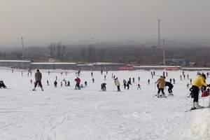 淄博滑雪旅游团-淄博旅游团去淄博临淄山外山滑雪场滑雪一日游