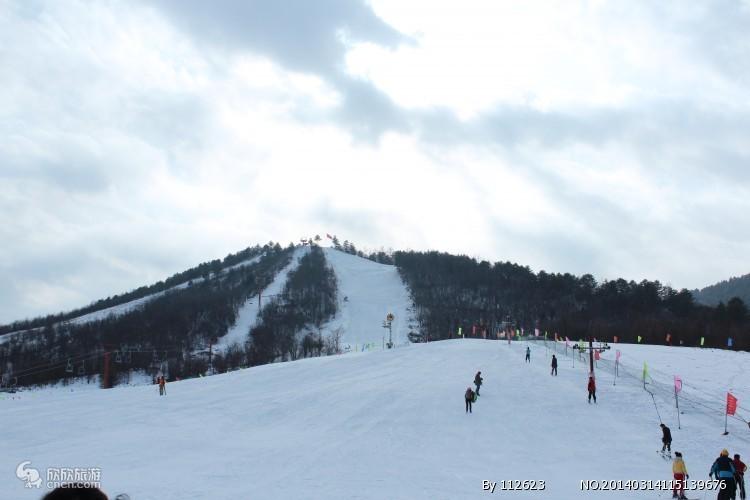 宜昌到神农架国际滑雪 两日游【含准四星酒店住宿】