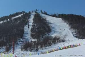 元旦去神农架国际滑雪、情人泉 2日游_神农架国际滑雪场畅游团