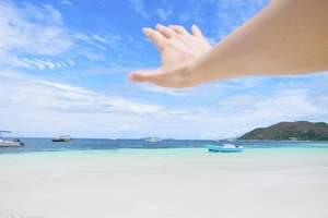 香港直飞塞舌尔8天5晚海岛蜜月自由行旅游