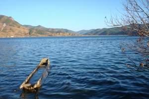 广元到丽江(玉龙雪山)+泸沽湖(环湖游)纯玩5日游线路价格