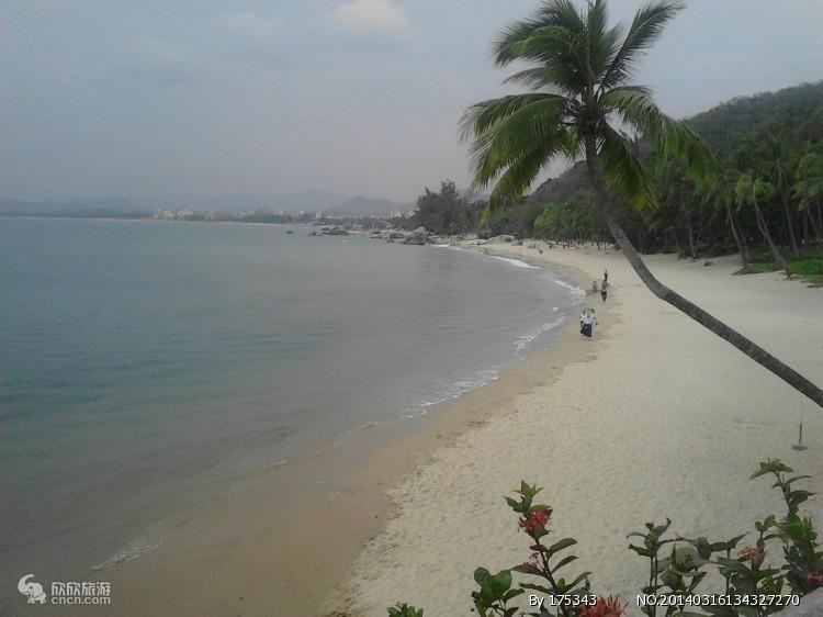 空气,绿色,海水,沙滩五大海南旅游要素在那里得到了最完美的演绎;温馨
