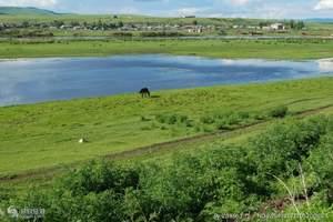 呼伦贝尔草原、根河湿地、室韦两日游