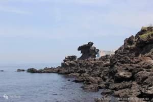 西安去济州岛龙头岩旅游推荐 济州岛龙头岩双飞五日旅游路线简介