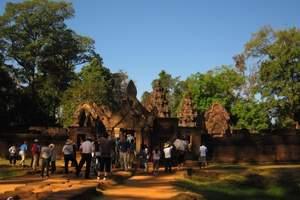 西安到柬埔寨旅游线路安排 西安直航金边三飞六日游(全程五星)