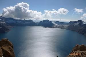 青岛到长白山天池、境泊湖、魔界、望天鹅风景区双飞6日深度游