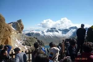 线路6、延吉-长白山北坡天池-敦化-镜泊湖-图们六日游