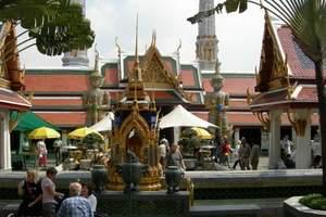 哈尔滨出发到泰国一地六日旅游 纯泰国210品质泰任性 无自费