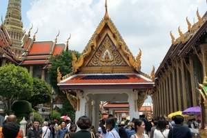 东莞出发泰国曼谷芭提雅六天五晚|泰国跟团旅游品质团|东莞国旅