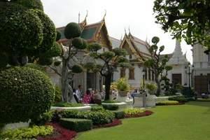泰国曼谷芭堤雅五晚六天升级版_成都到泰国跟团旅游是费用是多少