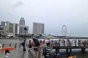夏令营线路攻略|成都出发夏令营线路|新加坡英语学习六天线路