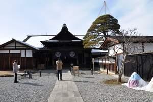 北京到日本本州北海道旅游:【新旅程】日本本州+北海道七日之旅