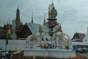 合肥到泰国包机_泰国新玩法6日游(曼谷+芭提雅,仅2站购物)