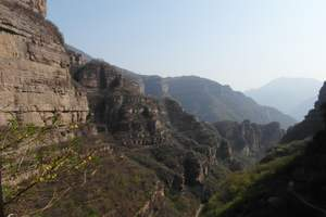 淄博跟团旅游_淄博跟团去山西太行屋脊、通天峡纯玩两日游