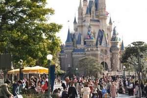 北京到日本旅游:日本亲子6日 环球影城、东京迪士尼