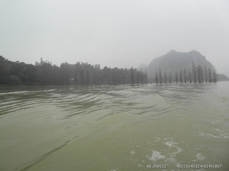 广东肇庆七星岩风景区