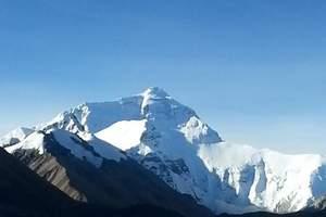 日喀则+羊卓雍措+卡若拉冰川+珠峰大本营4日3晚跟团游 纯玩
