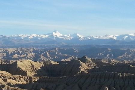 拉萨去阿里南线 拉萨、日喀则、珠峰、扎达、古格王朝8晚9日游
