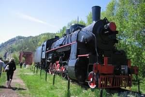 俄罗斯欧亚大铁路穿越中国 蒙古 俄罗斯三国风情卧去飞回13天
