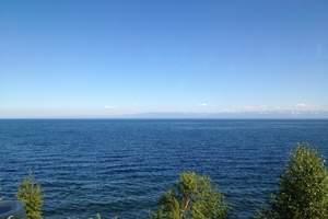 新疆到俄罗斯特价 乌鲁木齐直飞贝加尔湖、伊尔库茨克4晚6日游