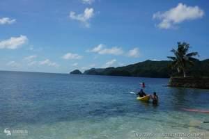 南宁到 蓝海岛-帕劳超值5日游