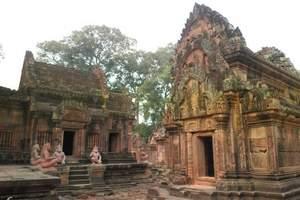 重庆到柬埔寨旅游特价 吴哥包机半自由六日游 重庆直飞柬埔寨