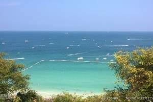 济南到泰国旅游济南到曼谷、芭提雅、沙美岛5晚7日游三岛合一
