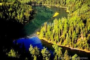 新疆喀纳斯风景区