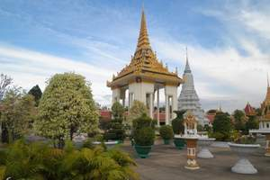 乌鲁木齐出发柬埔寨旅游:柬埔寨金边+吴哥双城8日