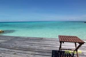 马尔代夫-哈库拉岛4晚6天自由行(2沙2水)