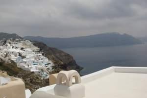 去圣托里尼要多少钱_希腊雅典+圣托里尼岛8日半自助游费用