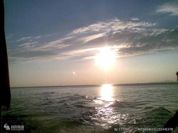 【海岛丹东】丹东到大鹿岛二日游、看日出赶海阳光沙滩旅游