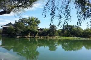北京到承德避暑山庄+普宁寺+小布达拉+棒槌山火车双座3日
