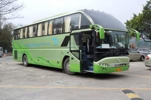 深圳机场到市区酒店大巴接送,49座需要多少钱