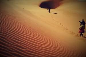 呼和浩特到沙漠骑骆驼纯玩团:库布其沙漠探险一日游_沙漠滑沙