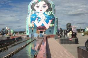 新疆出发俄罗斯旅游:莫斯科、圣彼得堡九日游