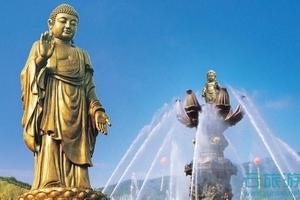 天津到华东旅游团_灵山大佛_杭州双水乡_华东五市双飞五日游