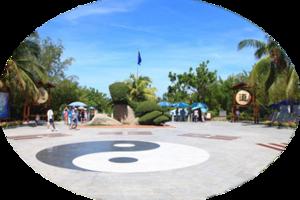 三亚大小洞天+西岛一日游|体验道教文化 含往西岛返船票