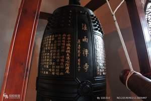 【南浦大桥】上海到普陀山朱家尖大巴3日自由行 黄埔集散站发车