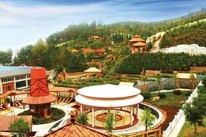 特价团 九江到庐山三叠泉、白鹿洞、龙湾温泉水上娱乐世界一日游