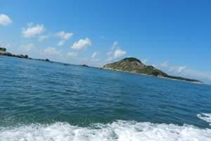 阳江海陵岛新景点--东岛黄金海岸