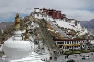 西藏旅游|臧东南林芝雅鲁藏布江峡谷南迦巴瓦纳木错双卧十一日M