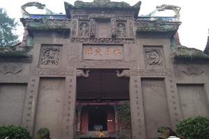 重庆周边一日游_公司团队定制旅游线路一日游_合川钓鱼城一日游