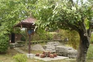 广州出发到惠州龙门林丰温泉直通车二天游 无限次温泉
