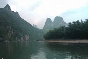 醉美桂林:兴坪漓江、银子岩、遇龙河风光、蝴蝶泉双高三日游