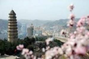 延安清凉山+宝塔山+枣园+杨家岭+王家坪纪念馆+保卫战一日游