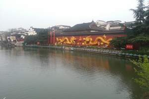 南京二日游(中山陵+玄武湖+夫子庙+雨花台+总统府)