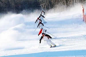 天津到哈尔滨旅游团_哈尔滨冰灯_亚布力滑雪品质纯玩双卧四日游