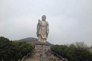 合肥到无锡旅游 无锡影视城  灵山胜境 梵宫二日游