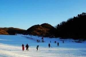天津到蓟洲国际滑雪场旅游团购_天津到蓟洲国际滑雪场一日游